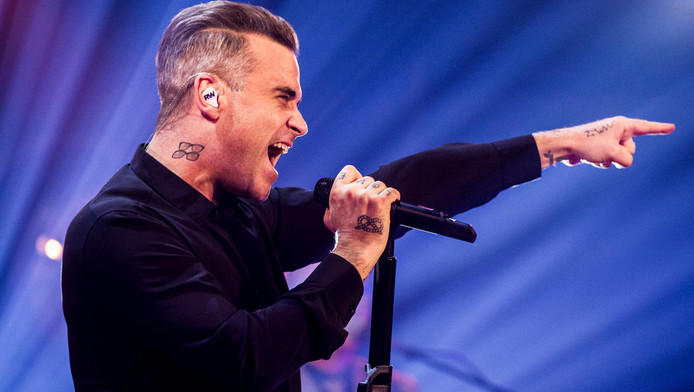 Robbie Williams in Nijmegen