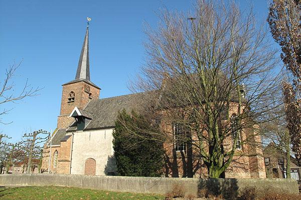 Heumen Rijksmonument Kerk