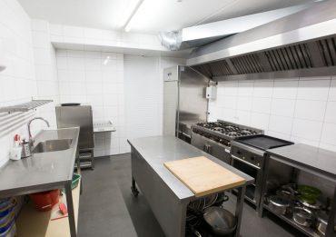 Groepaccommodatie keuken