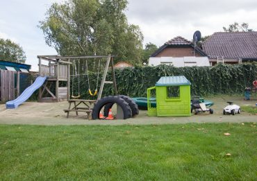 minicamping-speeltuin